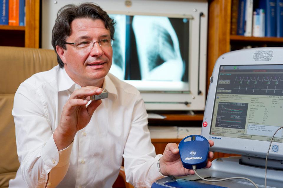 Herzschrittmacher Nachsorge