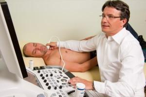 Ultraschall Untersuchung